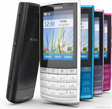 Nokia Unlocked Original X3-02 Mobile Phone 3G WIFI 5MP Touch Screen CellPhone