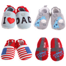 Cool Anti-slip Slippers Soft Crib Toddler Shoes Sizes Infant Baby Girl Boy