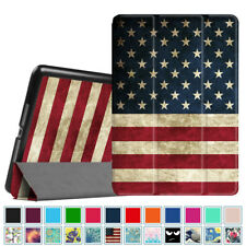 For Apple New iPad 9.7 inch 5th Generation 2017 Tablet Case Cover Stand Shell