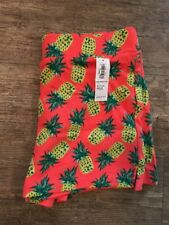NWT women's Old Navy Patterned French-Terry Shorts Girls Soft medium weight PINK