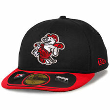 New Era Arkansas Travelers Black/Red Low Crown Diamond Era 59FIFTY Fitted Hat