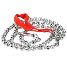 Rust Resistant Metal Iron Dog Leash Lead Pet Basic Leashes