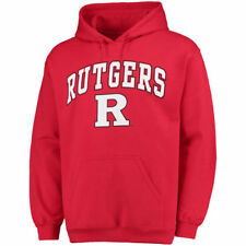 Fanatics Branded Rutgers Scarlet Knights Scarlet Campus Pullover Hoodie
