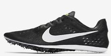 Nike ZOOM VICTORY-3 MEN'S RACING SPIKE Black/Volt/White- Size US 11, 11.5 Or 12