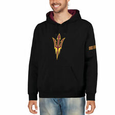 Stadium Athletic Arizona State Sun Devils Black Big Logo Pullover Hoodie