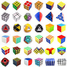 Ultra-smooth Magic Cube Puzzle Speed Twist Toy Game Education Kids Toy Gift Xmas