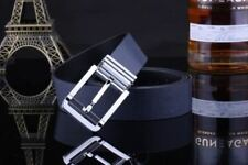Men 4 Color New Fashion Pin Buckle Pu Leather Stylish Belt E517