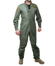 Coverall Aircrew MK 17B British RAF Green Royal Air Force Flight Suit Army NEW