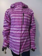 NWT Womens M Mountain Hardwear Barnsie Hooded Insulated Ski Snowboard Jacket