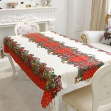 New Fashion Home Party Decor Floral Pattern Vintage Table Cloth K83