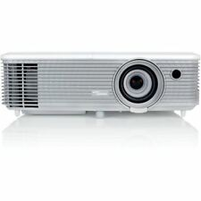 Optoma EH345 3D DLP Projector - 1080p - HDTV - 4:3 - Rear, Ceiling, Front - 195
