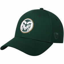 Top of the World Colorado State Rams Green Class Flex Hat - College