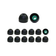 6 pair hybrid replacement earphone ear tips, earbud tips for Sony XBA, MDR, & DR