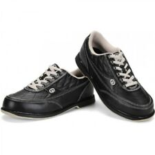 Dexter Turbo II Bowling Boots Black/White Super for Beginners