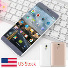 5.5 Inch Unlocked Android Cell Phone Quad Core Sim 3G GSM GPS T-Mobile AT&T Sma