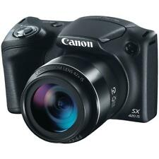 Canon(R) 1068C001 20.0-Megapixel PowerShot(R) SX420 IS Digital Camera (Black)
