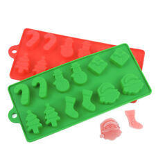 DIY Silicone Cake Decorating Mould Candy Cookies Soap Chocolate Baking Mold PICK