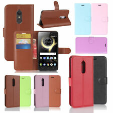 Magnetic Flip Card  Wallet Leather Case Cover Skin Pouch for Lenovo K8 Note
