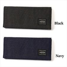 YOSHIDA BAG,PORTER,Smoky Wallet,592-06371,Black Navy,Made in Japan,Authentic,F/S