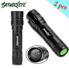 Flashlight Tactical Zoomable 20000LM 3-Mode XML T6 LED 18650 Lamp Light Torch-