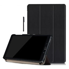 Ultra Slim Flip Smart Back Cover Case for Samsung Galaxy Tab A10.1 P585/P580