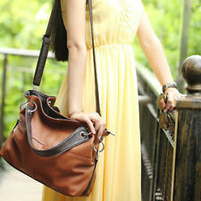 Womens Designer Handbags Ladies PU Leather Fashion Hobo Satchel Shoulder Bag