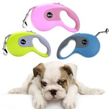 Automatic Retractable Pet Dog Puppy Nylon Leash Lead Rope for Dog Walking 3m