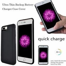 10000mAh External Magnetic Power Bank Battery Charger Case For iPhone 8 7 6 Plus