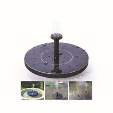 Water Pump Water Fountain Pond Solar Fountain Pump
