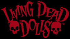 Choose your Living Dead Doll for just £35. 26 great dolls. 1 fantastic price.