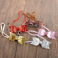 Kids Girl Baby Headband Bow Flower Hair Band Accessory Headwear Elastic Gift New