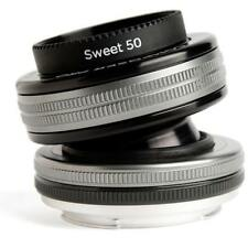 NEW LENSBABY COMPOSER PRO II WITH SWEET 50 OPTIC FOR CANON EF