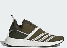 NIB ADIDAS NMD_R2 PK WHITE MOUNTAINEERING #CG3649 TRACE OLIVE Size: 7.5/8/9/9.5