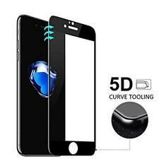 Full Cover Curved Clear Screen Protector Guard Film for iPhone 8,Front+Back