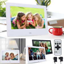 """7""""HD 16:9 Digital Photo Frame with Calendar Album Picture MP3 Music Movie Player"""