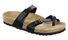 Birkenstock Mayari Birko-Flor Womens Shoes Slides Sandals Clogs