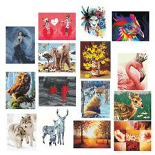 40x50CM DIY Acrylic Paint By Number Kit Oil Painting Wall Decor On Canvas