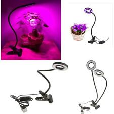 Adjustable Plant Grow Light Grow Lamp for Indoor Hydroponic Plant, One/TwoHead