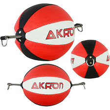 AKRON Double End Punching Speed Ball MMA Boxing Workout Training Fitnes UFC Gear