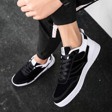 Young Men's Low help shoes Suede leather Sports Sneaker New Athletic Shoes c113