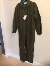Rothco Military Flight Suit Intermediate OD Green Air Force Unlined Coveralls