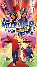Willy Wonka and the Chocolate Factory (VHS, 2001, Slip sleeve)