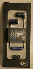New Skullcandy Supreme Sound Riff In-Ear Headsets w/ Mic1 for Phones Pick Color