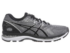 NEW MENS ASICS GEL-NIMBUS 20 RUNNING SHOES TRAINERS CARBON / BLACK / SILVER