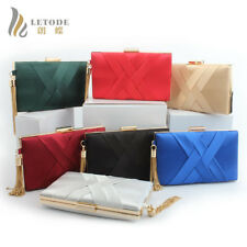 Hot Sell Clutch Evening Bag Party Handbag Womens Tote Purse Shoulder Bags Wallet