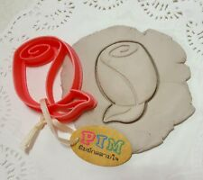 Valentine Love Chocolate Dough Cookie Cutter Clay Cake Biscuit Decor Baking Gift