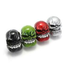 Universal Manual Gear Stick Shift Shifter Lever Knob Wicked Carved Skull...
