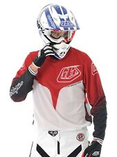 Troy Lee Designs Red 2012 GP Speedshop MX Jersey