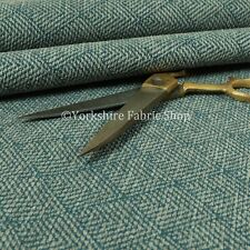 Flame Treated Semi Plain Chenille Textured Navy Blue Furniture Upholstery Fabric