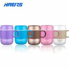 Haers 280 ML Candy Color Thermos Stainless Steel Vacuum Flask Cup